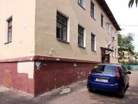 Kazan, Krasnoy Pozitsii st, house 27. Apartment house