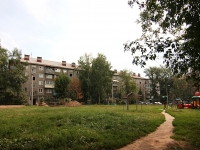 Kazan, Krasnoy Pozitsii st, house 29А. Apartment house