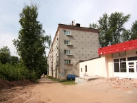 neighbour house: st. Krasnoy Pozitsii, house 31. Apartment house