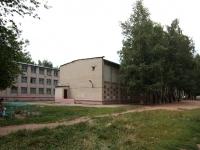 喀山市, 文科中学 №93, Krasnoy Pozitsii st, 房屋 37