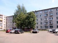 Казань, улица Седова, дом 7. многоквартирный дом