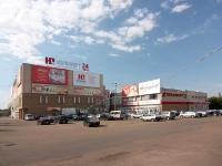 Казань, улица Академика Арбузова, дом 5. офисное здание ГРАНИ