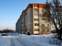 Казань, улица Академика Арбузова, дом 19. многоквартирный дом