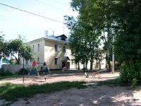 Kazan, Krasnooktyabrskaya st, house 9. Apartment house