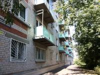 Казань, улица Краснооктябрьская, дом 17. многоквартирный дом