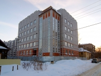 Казань, улица Краснооктябрьская, дом 3. строящееся здание