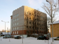 Казань, Краснооктябрьская ул, дом 3
