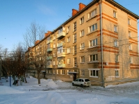 neighbour house: st. Krasnooktyabrskaya, house 17. Apartment house