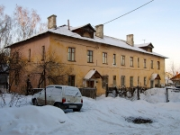 Kazan, Krasnooktyabrskaya st, house 11. Apartment house