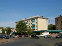 Kazan, st Akademik Gubkin, house 1. Apartment house
