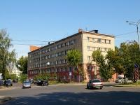 Казань, улица Академика Губкина, дом 9. общежитие