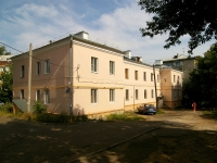 neighbour house: st. Akademik Gubkin, house 20. Apartment house