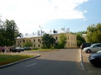 Казань, улица Академика Губкина, дом 24. многоквартирный дом