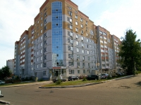 neighbour house: st. Akademik Gubkin, house 30Г. Apartment house