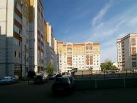 Kazan, Akademik Gubkin st, house 30Г. Apartment house