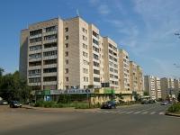 Казань, улица Академика Губкина, дом 31. многоквартирный дом