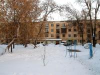 Казань, улица Академика Губкина, дом 17. многоквартирный дом