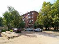 neighbour house: st. Aleksandr Popov, house 2. Apartment house
