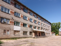 neighbour house: st. Aleksandr Popov, house 3А. hostel