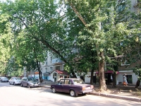 neighbour house: st. Aleksandr Popov, house 4. Apartment house