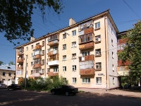 neighbour house: st. Aleksandr Popov, house 7. Apartment house