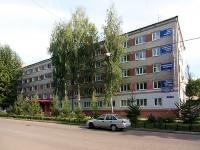 Kazan, st Aleksandr Popov, house 10. university