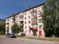 neighbour house: st. Aleksandr Popov, house 11. Apartment house