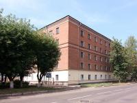 Казань, улица Александра Попова, дом 12. общежитие