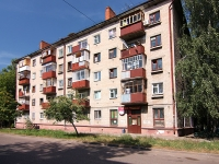 neighbour house: st. Aleksandr Popov, house 13. Apartment house