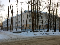 neighbour house: st. Aleksandr Popov, house 16. school №110