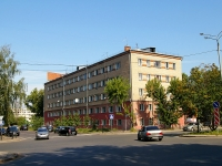 neighbour house: st. Akademik Kirpichnikov, house 2. hostel