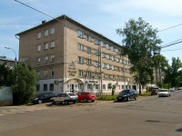 neighbour house: st. Akademik Kirpichnikov, house 6. hostel