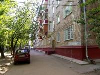 Kazan, Akademik Kirpichnikov st, house 8. Apartment house