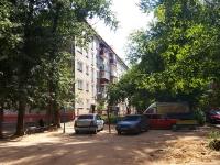 Kazan, Akademik Kirpichnikov st, house 10. Apartment house