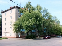 neighbour house: st. Akademik Kirpichnikov, house 17. Apartment house