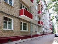 Kazan, Akademik Kirpichnikov st, house 18. Apartment house