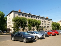 neighbour house: st. Zhurnalistov, house 1. hostel