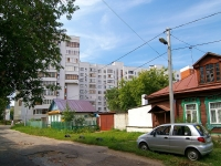 Kazan, Zhurnalistov st, house 2. Apartment house