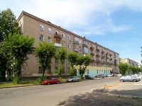 neighbour house: st. Zhurnalistov, house 7. Apartment house