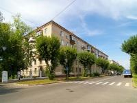 Казань, улица Журналистов, дом 9. многоквартирный дом