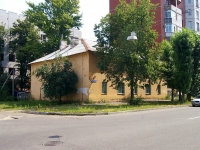 Kazan, Zhurnalistov st, house 12. Apartment house