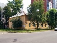 Казань, улица Журналистов, дом 12. многоквартирный дом