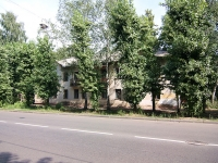 neighbour house: st. Zhurnalistov, house 16. Apartment house