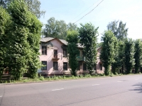 neighbour house: st. Zhurnalistov, house 18. Apartment house