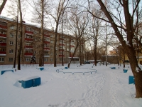 Казань, улица Академика Кирпичникова. сквер