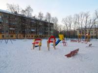 Казань, улица Академика Кирпичникова. детская площадка