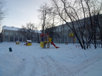 Kazan, school Казанская школа-интернат им. Е.Г. Ласточкиной для слабослышащих детей, Zhurnalistov st, house 15