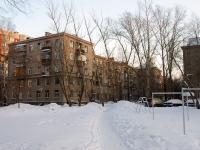 Казань, улица Журналистов, дом 7. многоквартирный дом