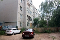 Kazan, Bondarenko st, house 15Б. Apartment house