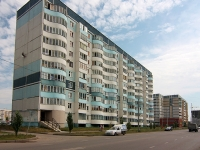neighbour house: st. Bondarenko, house 16. Apartment house